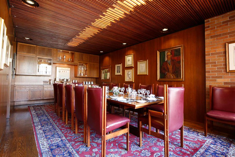 Massey College Private Dining Hall