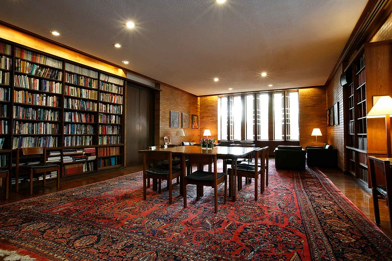 Massey College Upper Library