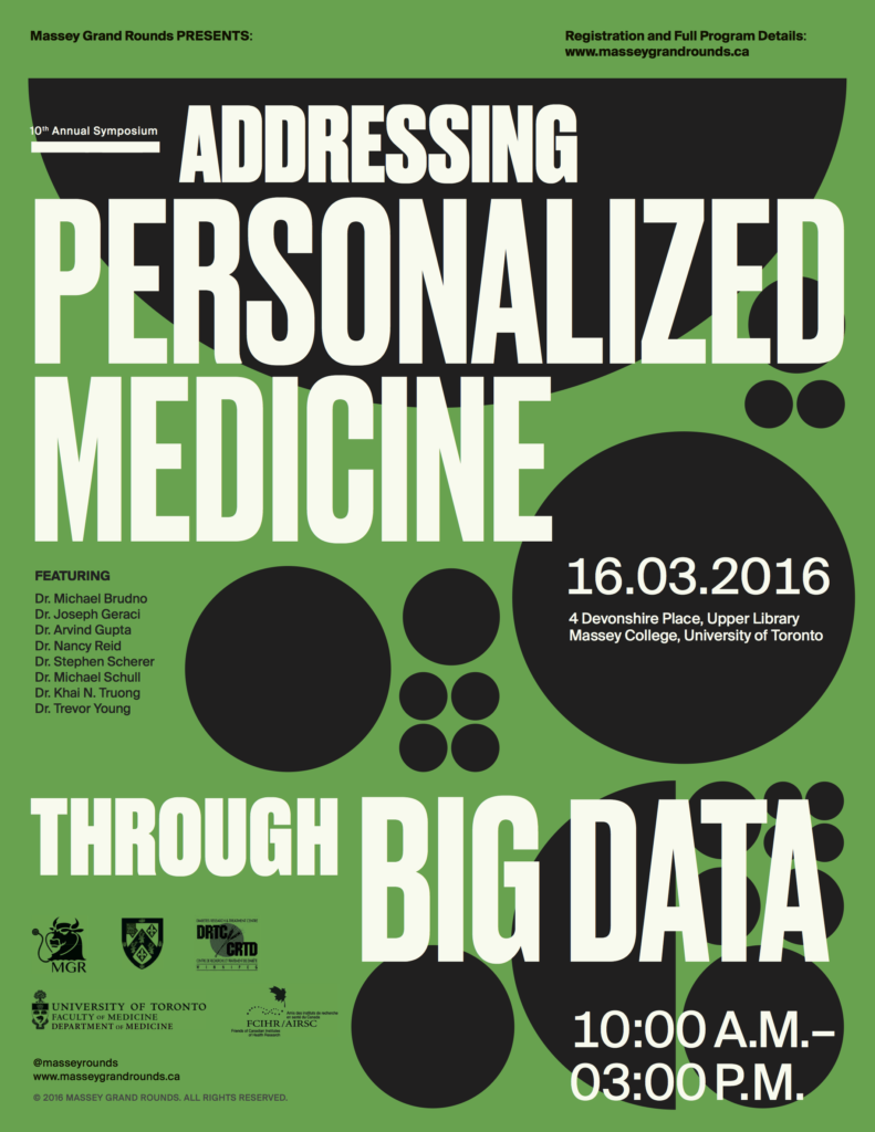 Addressing Personalized Medicine Poster