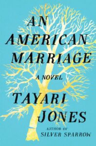 american marriage book cover