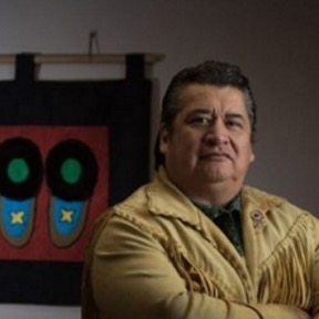 Portrait of Chief R. Stacey Laforme