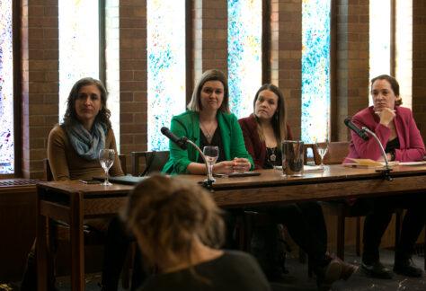 Sci@Massey4thFranklinForumMarch42020_Panelists