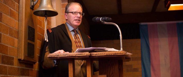 Speaker at Massey College