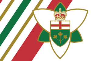 Order of Ontario Crest and Graphic
