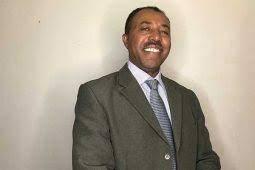 Portrait of Aaron Berhane
