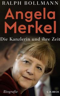 Ralph Bollmann's book cover on Angela Merkel